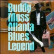 Moss Buddy- (USED) Atlanta Blues Legend