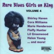 Rare Blues Girls On KING- VOLUME 4