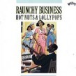 Raunchy Business-  Hot Nuts and Lollypops -Carter Bo -