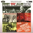 Allen Henry RED-(2CDS) Three Classic Albums PLUS