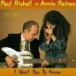 Rishell Paul  Annie Raines- I Want You To Know