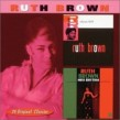 Brown Ruth- (2on1) Ruth Brown /  Miss Rhythm