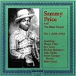 Price Sammy & The Blues Singers Vol. 1 (1938-1941)