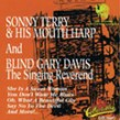 Terry Sonny- & His Mouth Harp Blind Gary Davis