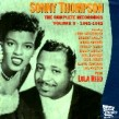 Thompson Sonny  Lula Reed- Complete Recordings Vol 3
