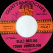 Tommy Youngblood-(45RPM) Hello Darling/ Did I Ever Make You Cry