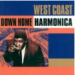West Coast Down Home Harmonica- 60's Blues Harmonica (USED)
