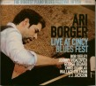 Borger Ari-(CD+DVD) Live At Cincy Blues Fest