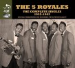 Five Royales-(4CDS) Complete Singles 1952-62
