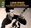 Wray Link- (4CDS) Two Albums PLUS Singles & Session Tracks