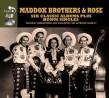 Maddox Brothers & Rose-(4CDS) Six Albums PLUS!!!