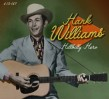 Williams Hank (4cds)- Hillbilly Hero (with 52 page booklet)
