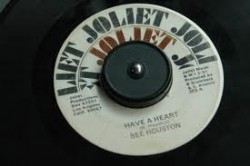 Bee Houston 45 RPM- Ten Years To Life / Have A Heart