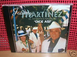 Martinez Johnny- Dice Asi