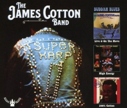 Cotton James-(3CDS) Buddah Blues