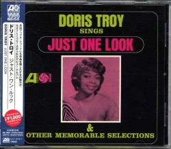 Troy Doris- Just One Look