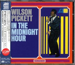 Pickett Wilson- In The Midnight Hour (Japanese Import)