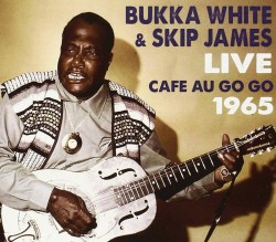White Bukka/ Skip James- LIVE Cafe Au Go Go 1965