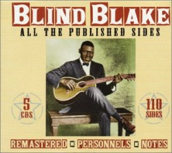 Blind Blake-All the Published Sides ( 5cds)