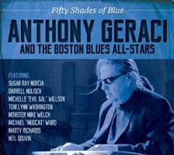 Geraci Anthony - Fifty Shades Of Blue
