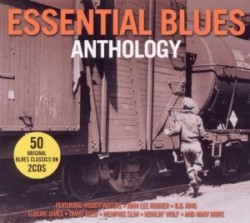 Essential BLUES Anthology-(2CDS)- 50 Blues Classics
