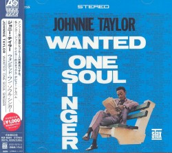 Taylor Johnnie- Wanted One Soul Singer