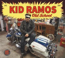 Kid Ramos- Old School  PRE-ORDER!!!!!!!!!!!!
