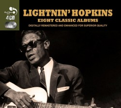 Hopkins Lightnin-(4CDS) Eight Classic Albums