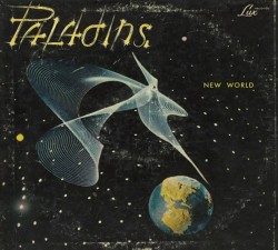 The Paladins-(VINYL) New World