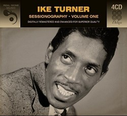Turner Ike-(4CDS) Sessionography VOL. 1