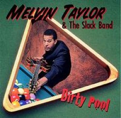Taylor Melvin- Dirty Pool (USED)