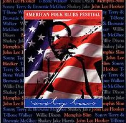 American Folk Blues Festivals-(5CDS) (USED)   1962-1965