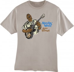 Howlin Wolf- Lt. Brown- Large