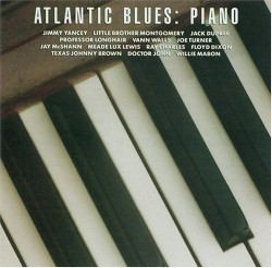 Atlantic Blues-(USED) PIANO