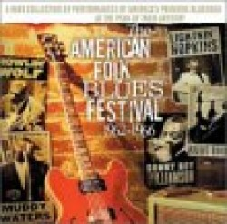 American Folk Blues Festival 1962-1966  Vol.1