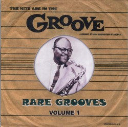 Rare Grooves- Volume 1 (RCA / GROOVE R&B)