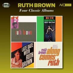 Brown Ruth-(2CDS) Four Classic Albums
