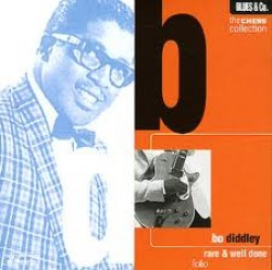 Bo Diddley- Rare & Well Done (CHESS RARITIES)