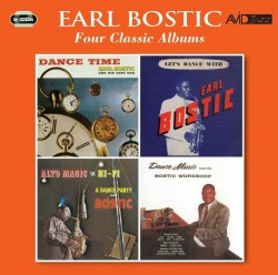 Bostic Earl-(2CDS) Four Classic Albums
