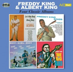 King Freddie & Albert-(2CDS) Four Classic Albums