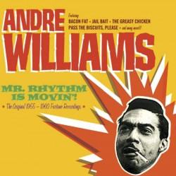 Williams Andre- Mr Rhythm Is Movin