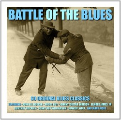 Battle of the Blues-(3CDS) 60 Original Blues Classics