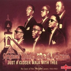 Five Blind Boys of Alabama- Best of the VEE JAY Years 1963-65