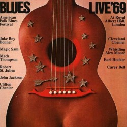American Folk Blues Festival- 1969 Earl Hooker- Magic Sam