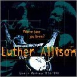 Allison Luther-Where Have You Been? (OUT OF PRINT)