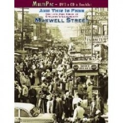 And This Is Free- (DVD) Life & Times Of Chicago's Maxwell Street