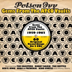 ATCO RECORDS STORY- (3CDS) Poison Ivy!!