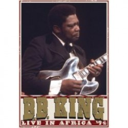 Bb King- DVD -  Live In Africa 1974 (Rumble In the Jungle)