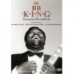 Bb King- DVD -  Standing Room Only