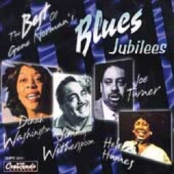 Best Of Blues Jubilees(Live)- Dinah Washington; Joe Turner +